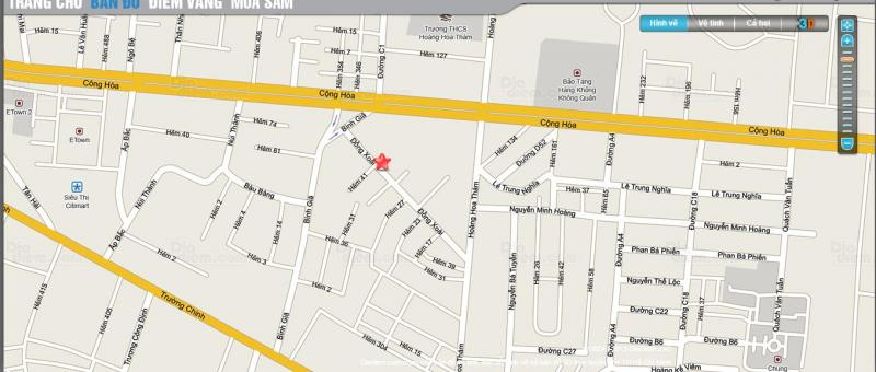 Phòng trọ Quận Tân Bình, Phường 13, có gác lửng, gần Etown, chợ Hoàng Hoa Thám