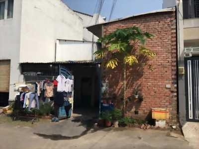 Dãy trọ 7 phòng khu Hiệp Bình Chánh gần Phạm Văn Đồng