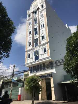 Bán gấp! Nhà trọ cao cấp Củ Chi : 23 phòng  6 lầu, 160m2,  ở  TRường trung cấp Bách Khoa SG... Thu nhập 90 triệu/ tháng.