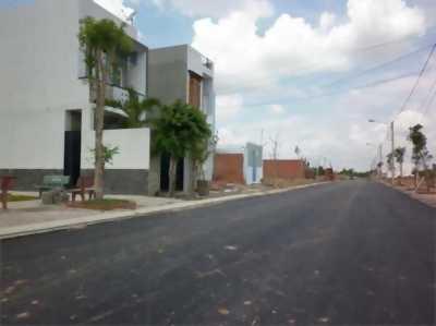 Cần bán gấp 1 lô nhà trọ đối diện cổng khu công nghiệp anh việt đường 16m