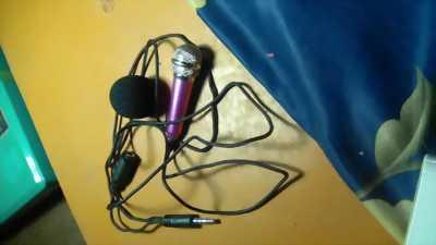cần bán micro karaoke cho điện thoại giá rẻ