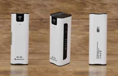 BỘ PHÁT wifi Router 3G/4G BW07 + PIN DỰ PHÒNG
