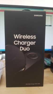 Sạc nhanh Samsung Charge Duo new nguyên seal
