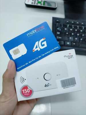 Mua sim data trọn gói năm 720GB tặng thiết bị phát wifi Huawei