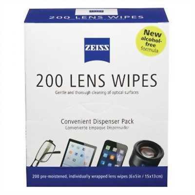 Bán lens cleaning wipe ở Tân Bình