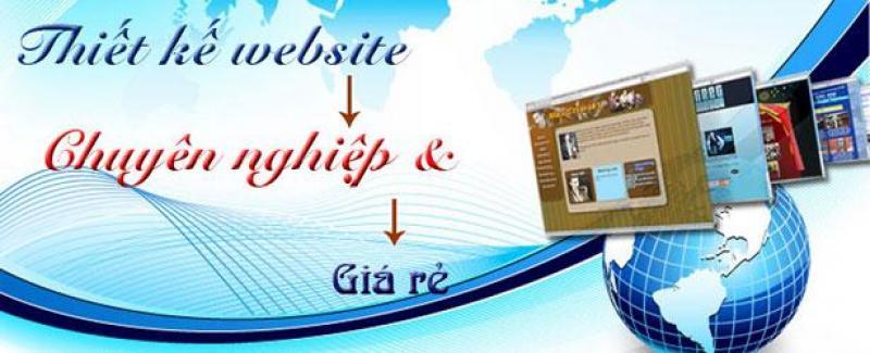 Dịch vụ thiết kế website giá rẻ tại Tân Bình