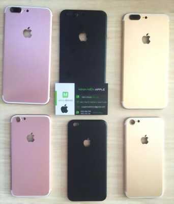 Thay độ vỏ iP 6 6s, Plus lên iP 7, 7 Plus ở Tại Sài Gòn