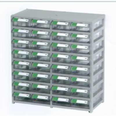 Tủ đựng linh kiện hàn quốc 32 ngăn CA508-8