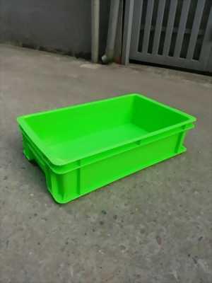 Cần mua khay linh kiện, hộp bulong, khay nhựa đặc, thùng nhựa đặc tại Hà Nam Thông số kĩ thuật hộp nhựa B2: Kích thước: 45.5x27x12cm Màu sắc: xanh dương, xanh lá, đỏ, vàng Khay linh kiện B2 được sử dụ