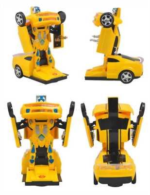 Ô tô đồ chơi biến hình Rôbot