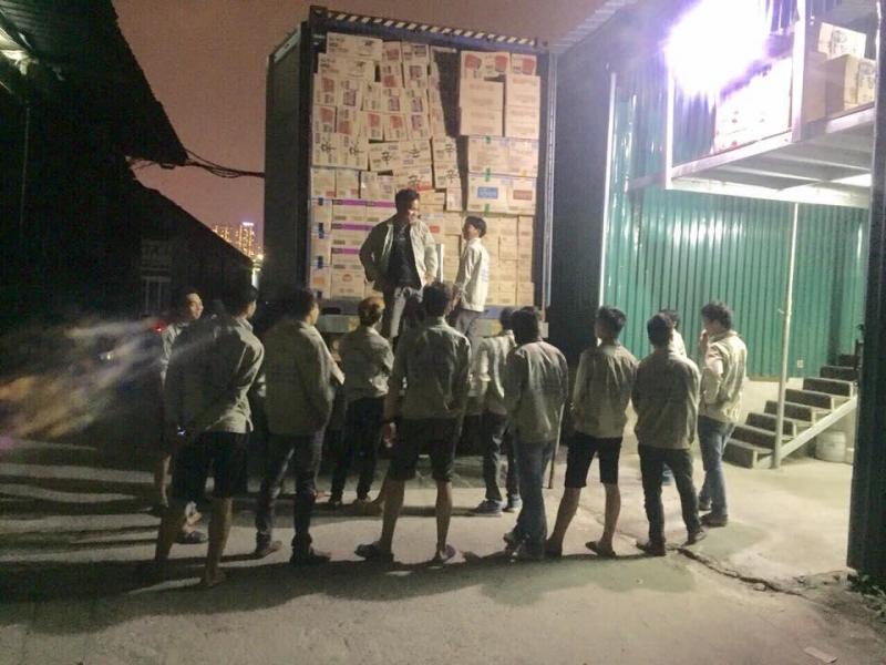Dịch vụ chuyển nhà văn phòng cho thuê công nhân bốc xếp cho thuê xe tải xe nâng chở hàng LH 0967899222