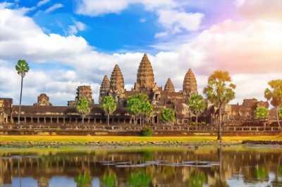 Du lịch Campuchia 5 ngày 5 đêm