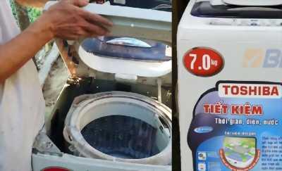 Vệ sinh. bảo dưỡng máy giặt