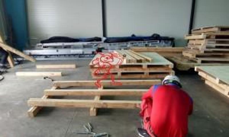Cung cấp các loại pallet gỗ giá rẻ tại Huyện Bàu Bàng
