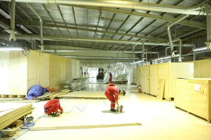 Dịch vụ đóng kiện gỗ, thùng gỗ tại khu công nghiệp