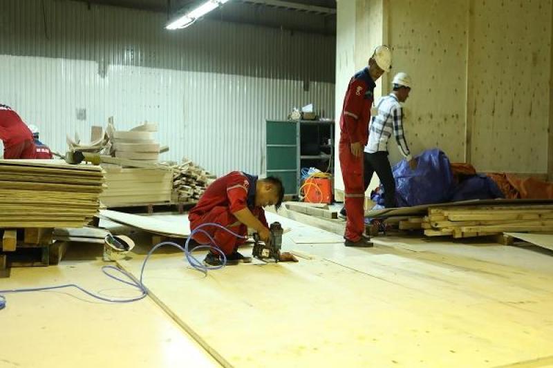 Đóng thùng gỗ trọn gói tại Khu công nghiệp