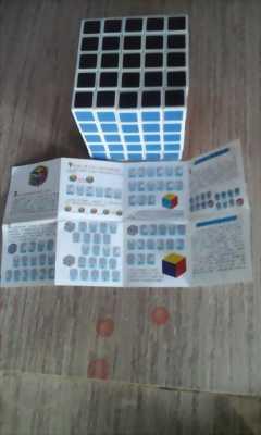 Rubik 5×5×5