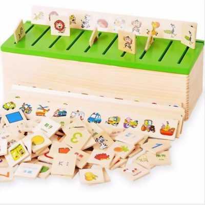 Đồ chơi phát triển trí tuệ cho trẻ