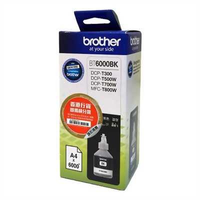 Mực chính hãng brother 6000BK