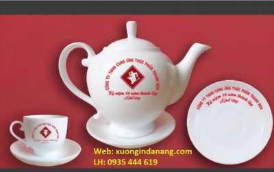 in tách trà quà tặng khách hàng tại Đà Nẵng 0935 444 619