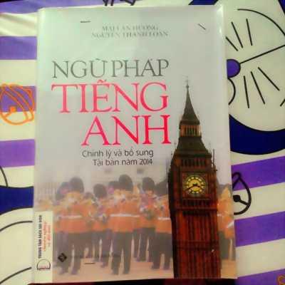 Cần bán sách tiếng Anh