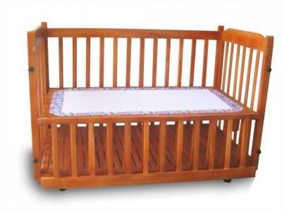 Bán giường cũi em bé
