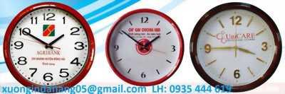 Đồng hồ treo tường quà tặng giá rẻ tại Huế 0935 444 619