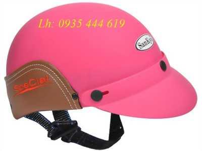 mũ bảo hiểm giá rẻ, mũ bảo hiểm quảng cáo Đà Nẵng