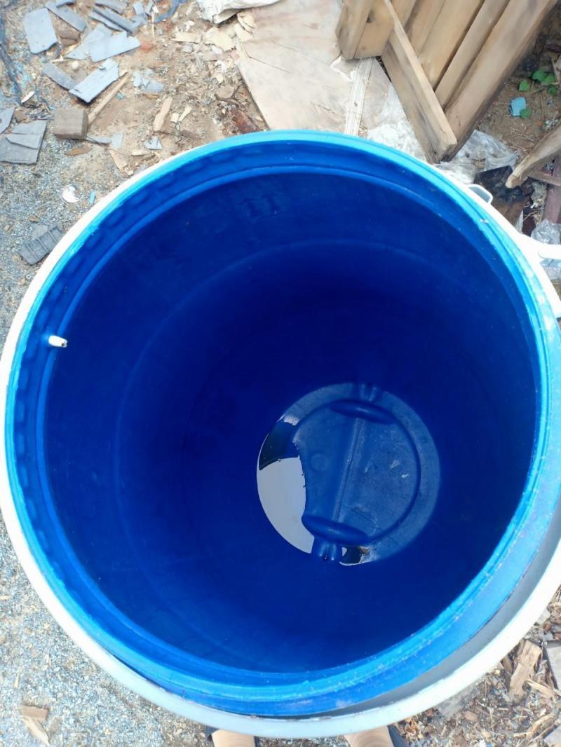Thùng Phuy nhựa 120 lít có nắp và niềng 0905681595 bán tại Đà Nẵng