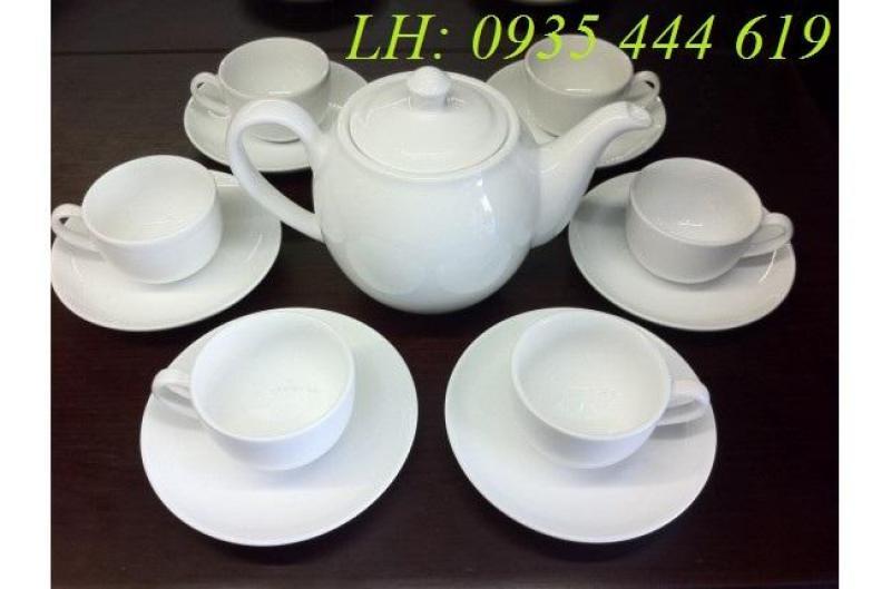Cung cấp bộ ấm trà, bộ tách trà gốm sứ đẹp, giá rẻ tại Đà Nẵng