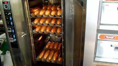 Cần thanh lý lò nướng bánh mì gấp trả nợ