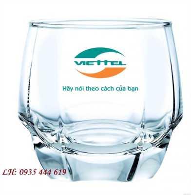 Xưởng in ly thủy tinh chất lượng, uy tín tại Đà Nẵng