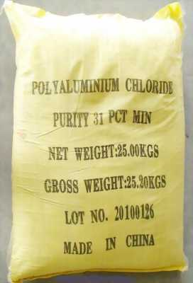 Poly Aluminum Chloride (PAC)