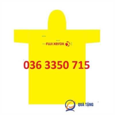Xưởng may áo mưa giá rẻ , in ấn logo quảng cáo theo yêu cầu