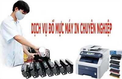 Đổ mực máy in tại Nguyễn Lương Bằng