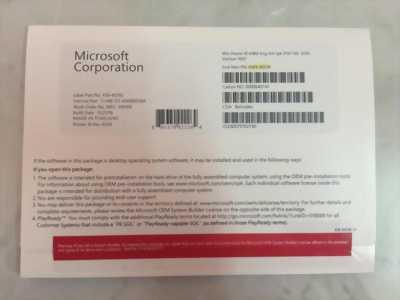 Cần bán phần mềm windows10 home 64bit