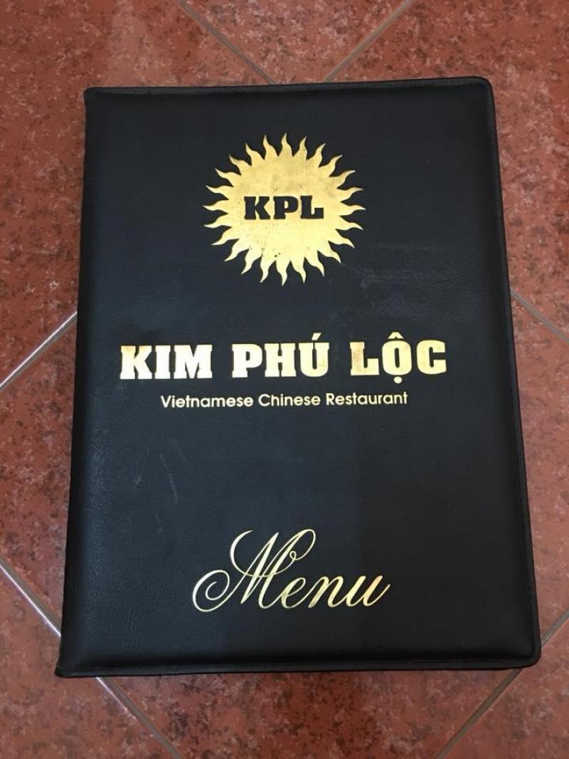 Nhận gia công bìa da nhà hàng, bìa da quán ăn