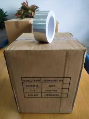 Dọn kho tết, giảm giá thanh lý băng keo aluminium rẻ nhất thị trường