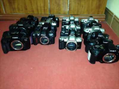 Mình cần thanh lý một số máy phim Canon, Minolta, Nikon