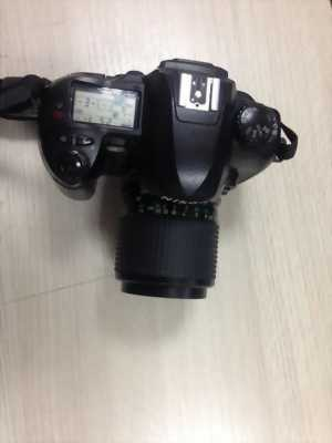 Bán bộ Nikon D100