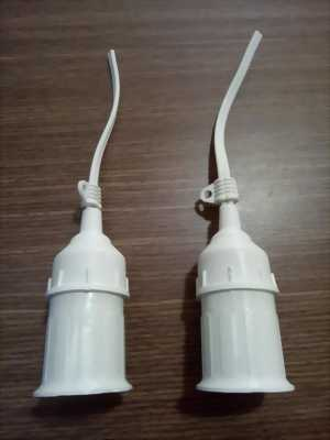 Đui đèn E27 chống nước
