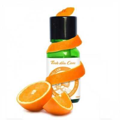 Sỉ lẻ tinh dầu cam trị mụn, giảm stress