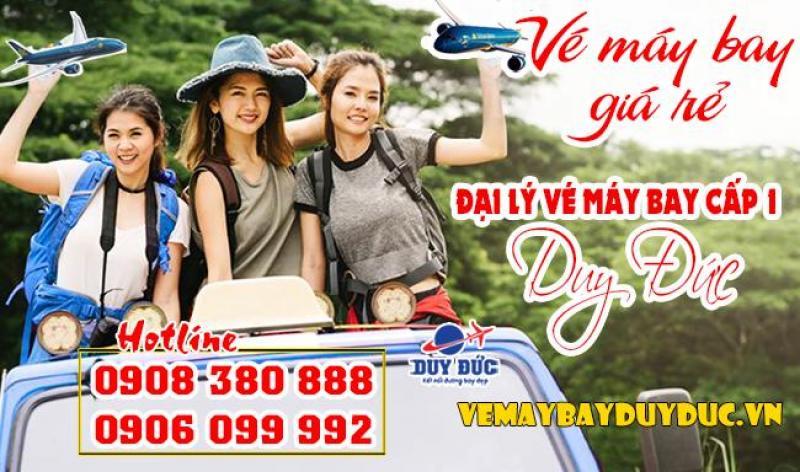 Vé máy bay đường Nguyễn Thị Nhỏ quận Tân Bình