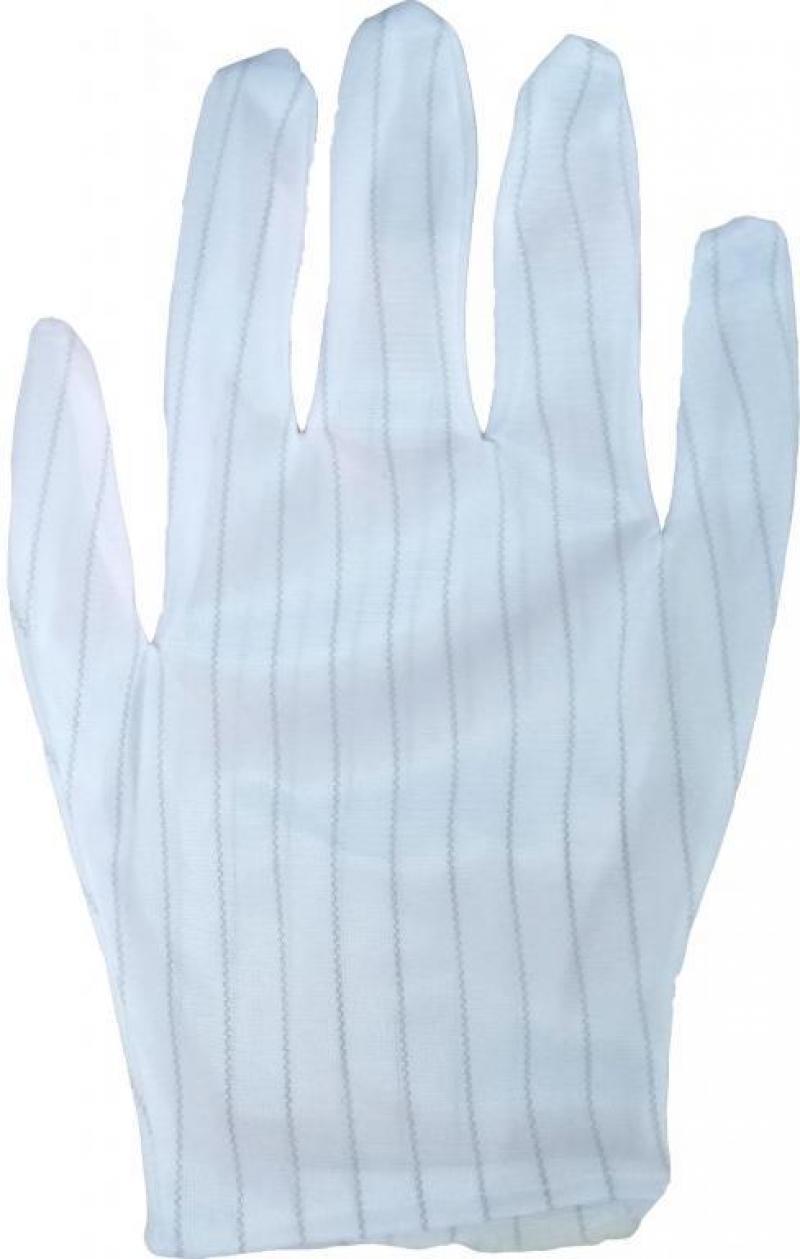 Găng tay vải sợi Carbon tĩnh điện HMBT-24