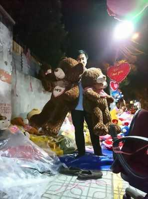 Kho gấu Bông  loại 1 giá rẻ nhất thị trường,  đủ loại đủ size