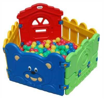 Chúng tôi có sản xuất nhà banh trẻ em cho các bé vui chơi