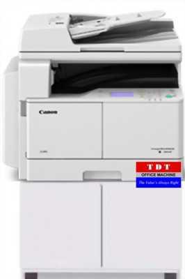 Máy Photocopy Canon iR 2004N + Duplex + DADF