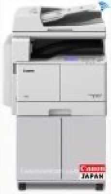 Máy photocopy Canon ir 2004N wifi là máy khổ A3