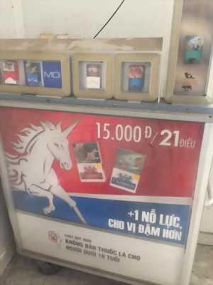 Bán xe thuốc lá giá rẻ