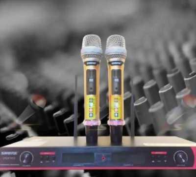 Micro Karaoke Shure UGX10ii